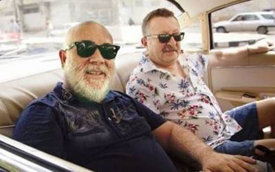 Güven Kıraç ile Erkan Can Trafik Kazası yaptı