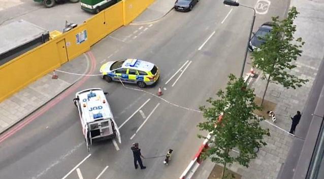 İngiltere'de Araçlı Terörist Saldırısı
