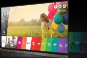 LG Bekleneni Yaptı ve 77 inç OLED Ekran Üretti