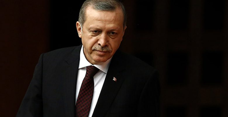 Sarsılmayacak Tek İsim Erdoğan!