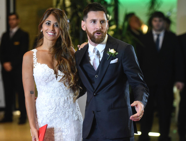 Messi Dünya Evine Girdi