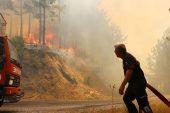 Orman Yandı, Köy Boşaltıldı!