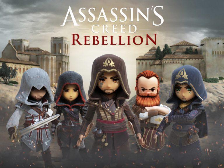 """Assassin Creed'den """"Rebellion"""" Geliyor!"""