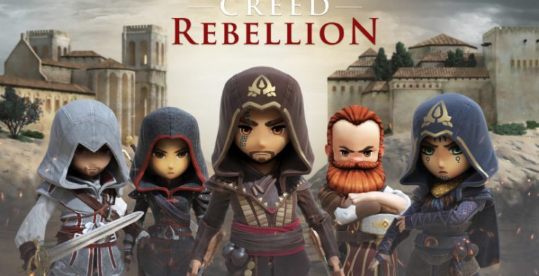 "Assassin Creed'den ""Rebellion"" Geliyor!"