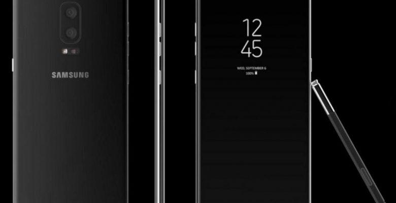 Note 8 Kamera Sensörü Tanıtıldı