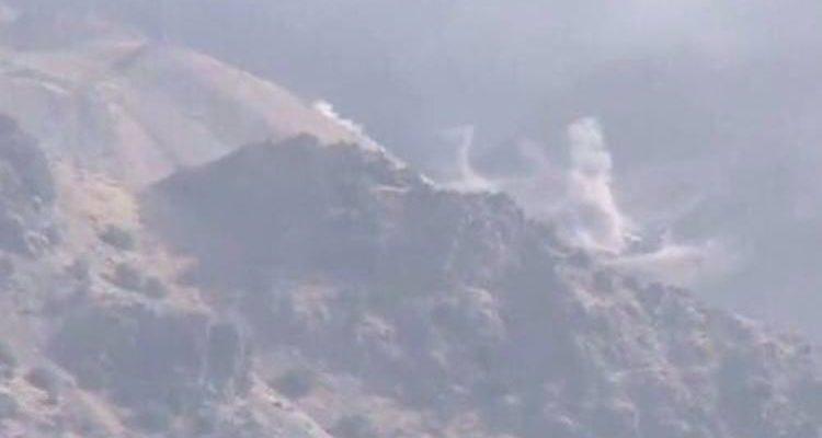 İran, Irak'ın kuzeyini top yağmuruna tuttu.