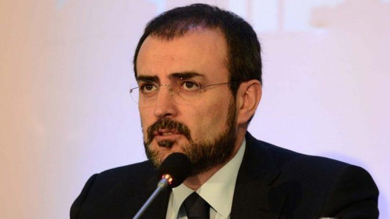 Ak Partili Ünal'dan CHP'ye Sert Tepki