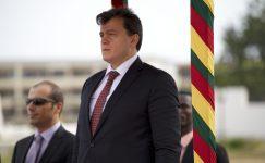 Eski büyükelçi Şentürk Uzun'a FETÖ'den hapisi isteniyor