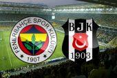Fenerbahçe Beşiktaş Maçı Canlı Yayında! Saat kaçta hangi kanalda?