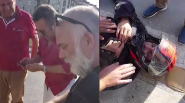 Güven Kıraç ile Erkan Can Trafik Kazası yaptılar