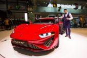 Geleceğin otomobilleri Almanya'da Görücüye Çıktı