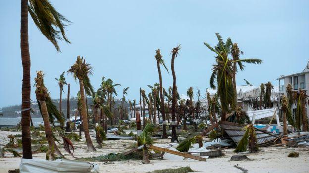 Kasırgaların Toplam Maliyeti On Milyarları Buldu