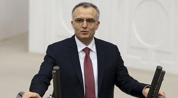 Maliye Bakanı Naci Ağbal'dan Önemli Açıklamalar