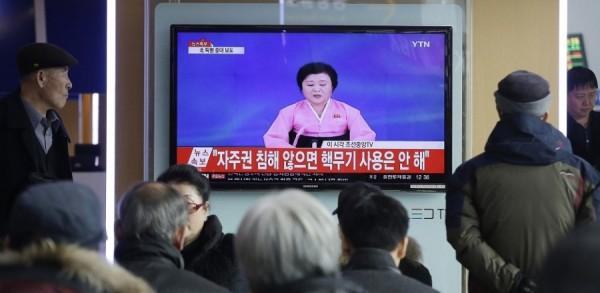 Kuzey Kore'nin Haber Spikeri Büyükanne Rİ