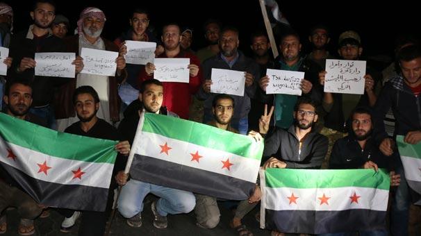 Türk Silahlı Kuvvetleri Suriye'ye Girdi