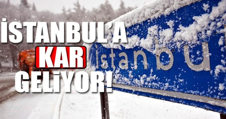 İstanbul Hava Durumu 8.03.2018