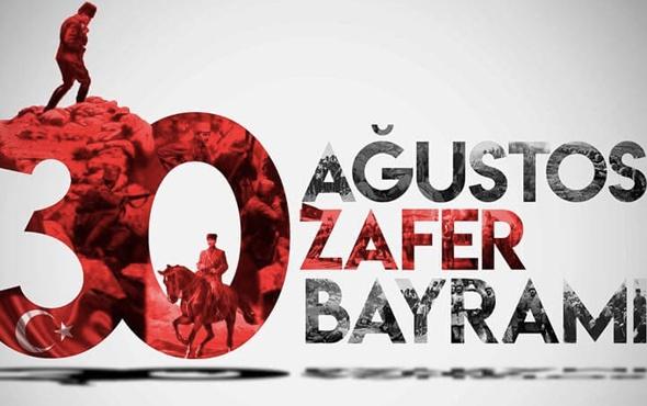 Cumhurbaşkanı Recep Tayyip Erdoğan 30 Ağustos Zafer Bayramı Mesajı