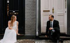 Gürgen Öz ile Emily Mahringer evlendi