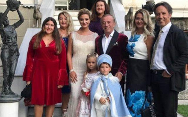 Ali Ağaoğlu'nun oğlu Ali Ege'nin sünnet düğünü