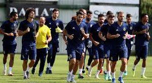 Fenerbahçe'den Konya Deplasman Hazırlıkları
