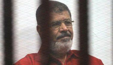 Eski Mısır Devlet Başkanı Mursi hayatını kaybetti