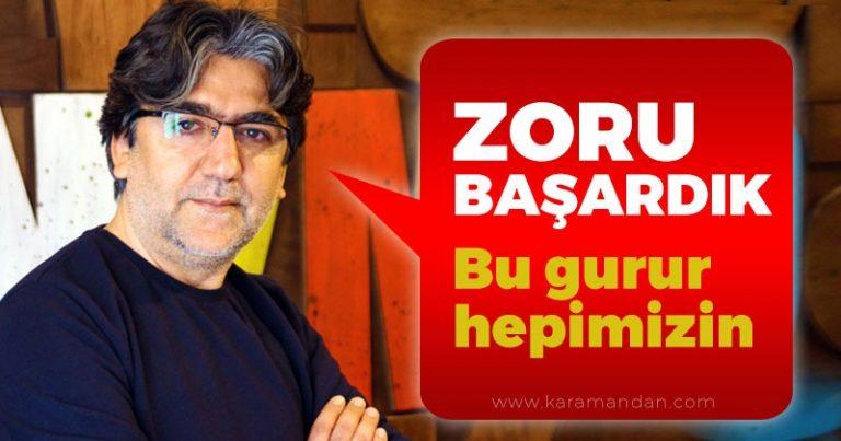 Karaman'ın İnternet Gazetesi