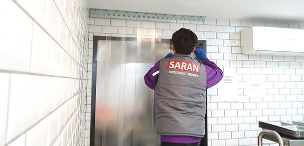 """Pvc Şerit Perde Ürünlerinde Lider Üretici """"Saran"""""""