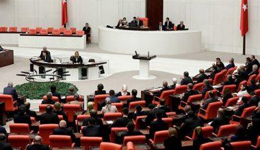 Baro düzenlemesi Meclis'te