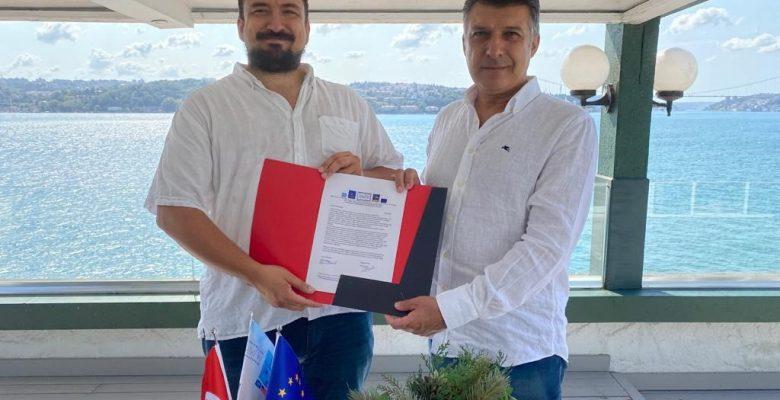 Avrupa Yılın genç bilim insanı adayı Alkoçlar