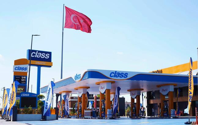 Class Petrol 2023 Yılına Odaklanmış Durumda