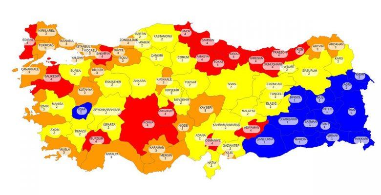 "Konya'da ""Hedef Mavi"" seferberliği"
