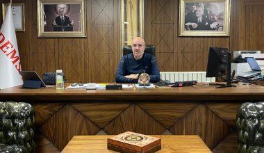 Demsa Holding Başkanı Dr. Mimar Hüseyin Demir kimdir?