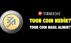 Toobcoin ne kadar? Toobemi coin nereden nasıl alınır? Toobcoin kaç TL?